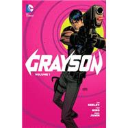Grayson Vol. 1: Agents of Spyral (The New 52) by SEELEY, TIMJANIN, MIKEL, 9781401252342