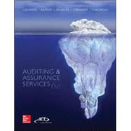 Auditing & Assurance Services, 6th Edition by Louwers, Timothy;   Ramsay, Robert;   Sinason, David;   Strawser, Jerry;   Thibodeau, Jay, 9780077862343