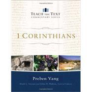 1 Corinthians by Vang, Preben; Strauss, Mark L.; Walton, John H.; Harney, Kevin; Blunt, Joshua, 9780801092343
