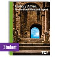History Alive! The Medieval World and Beyond by TCI, 9781583712344