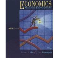 Economics Principles and Applications by Hall, Robert E.; Lieberman, Marc, 9781111822347
