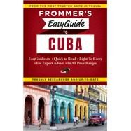 Frommer's EasyGuide to Cuba by Boobbyer, Claire, 9781628872347
