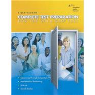 Steck-Vaughn Complete Test Preparation for the GED Test 2014 by Steck-Vaughn, 9780544252349
