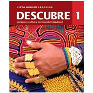 Descubre 1 (SE + Supersite Code) by Vista Higher Learning, 9781618572349