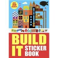 Build It Sticker Book by Price Stern Sloan, 9780451532350