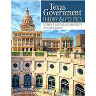 Texas Government by Stephen F. Austin State University, 9781524922351