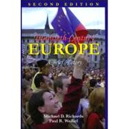 Twentieth-Century Europe : A Brief History by Richards, Michael D.; Waibel, Paul R., 9780882952352