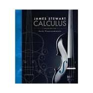 CALCULUS: EARLY TRANSCENDENTALS by Stewart, 9781305272354