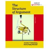 The Structure of Argument by Rottenberg, Annette T.; Winchell, Donna Haisty, 9781457662355
