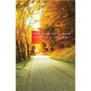 Lord My God / Fall Bulletin-Regular 2015 by Abingdon Press, 9781501802355