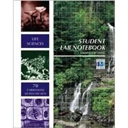 Life Sciences Student Lab Notebook: 70 Carbonless Duplicate Sets by Hayden-McNeil, 9781930882355