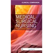 Medical-surgical Nursing Clinical Companion: Patient-centered Collaborative Care by Ignatavicius, Donna D., 9780323222358