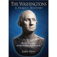 The Washingtons by Glenn, Justin, 9781611212358