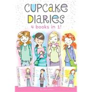 Cupcake Diaries 4 Books in 1! Katie and the Cupcake Cure; Mia in the Mix; Emma on Thin Icing; Alexis and the Perfect Recipe by Simon, Coco, 9781481452359