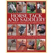 Horse Tack and Saddlery by Muir, Sarah; Houghton, Kit, 9780754832362