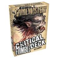 GameMastery Critical Fumble Deck by Paizo, 9781601252364