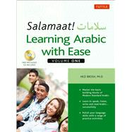 Salamaat! Learning Arabic With Ease by Brosh, Hezi; Amsha, Khaled H. Abu, 9780804842365