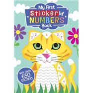 My First Sticker by Numbers Book by Griffiths, Alice, 9780451532367