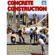 Concrete Construction by Nolan, Ken, 9781572182370