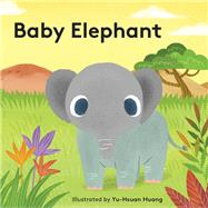 Baby Elephant Finger Puppet Book by Chronicle Books Llc; Huang, Yu-Hsuan, 9781452142371