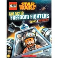 Galactic Freedom Fighters Activity Book (LEGO Star Wars) by Ameet Studio, 9780545842372