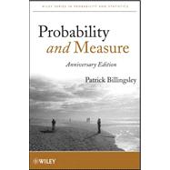 Probability and Measure by Billingsley, Patrick, 9781118122372