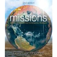 Missions: Biblical Foundations And Contemporary Strategies by Van Rheenen, Gailyn, 9780310252375