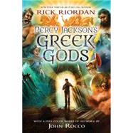 Percy Jackson's Greek Gods by Riordan, Rick; Rocco, John, 9781484712375