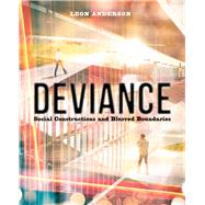 Deviance by Anderson, Leon, 9780520292376