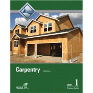Carpentry Level 1 Trainee Guide, Paperback by NCCER, 9780133402377