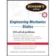 Schaum's Outline of Engineering Mechanics: Statics by Nelson, E.; Best, Charles; McLean, William; Potter, Merle, 9780071632379