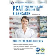 Pcat Flashcard Book With Online Quizzes by Khoury, Della Ata, 9780738612379