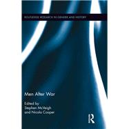 Men After War by McVeigh; Stephen, 9781138952379