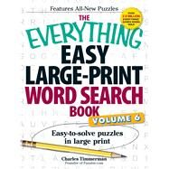 The Everything Easy Word Search Book by Timmerman, Charles, 9781440592379