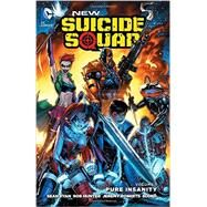 New Suicide Squad Vol. 1: Pure Insanity (The New 52) by RYAN, SEANTBD, 9781401252380