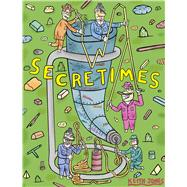 Secretimes by Jones, Keith, 9781770462380