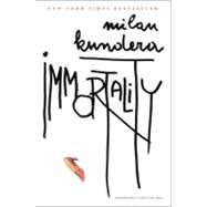 Immortality by Kundera, Milan, 9780060932381