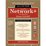 CompTIA Network+ Certification All-in-One Exam Guide, Seventh Edition (Exam N10-007) by Meyers, Mike, 9781260122381
