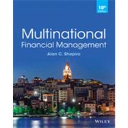 Multinational Financial Management by Shapiro, Alan C., 9781118572382