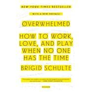 Overwhelmed How to Work, Love, and Play When No One Has the Time by Schulte, Brigid, 9781250062383