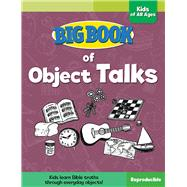Big Book of Object Talks for Kids of All Ages by Cook, David C., 9780830772384