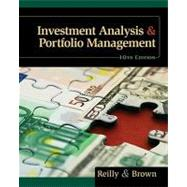 Investment Analysis and Portfolio Management (with Thomson ONE - Business School Edition and Stock-Trak Coupon) by Reilly, Frank K.; Brown, Keith C., 9780538482387