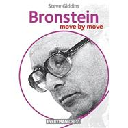 Bronstein: Move by Move by Giddins, Steve, 9781781942390