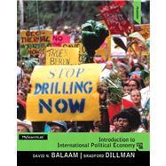 Introduction to International Political Economy by Balaam; David N., 9780133402391