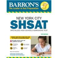 Barron's New York City SHSAT by Barron's Educational Series, Inc., 9781438012391