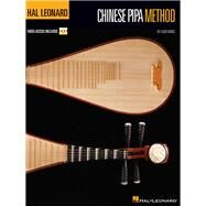 Hal Leonard Chinese Pipa Method by Hong, Gao, 9781480352391