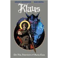 Klaus by Morrison, Grant; Mora, Dan, 9781684152391