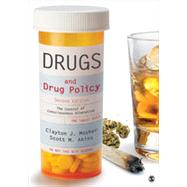Drugs and Drug Policy by Mosher, Clayton J.; Akins, Scott M., 9781452242392