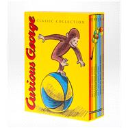 Curious George Classic Collection by Rey, Margret; Rey, H. A., 9780544562394