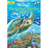 Where Is the Great Barrier Reef? by Medina, Nico; Hinderliter, John, 9780399542398